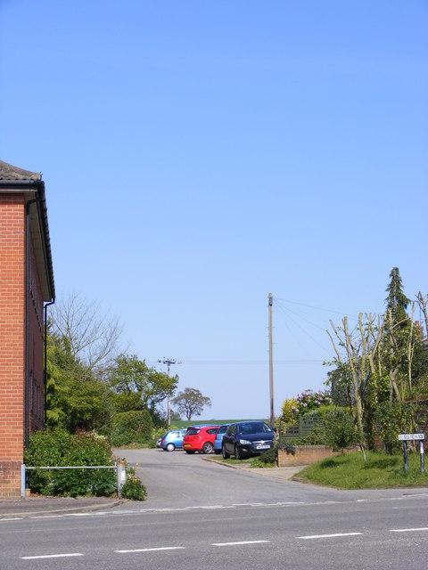 Elms Lane, Wangford