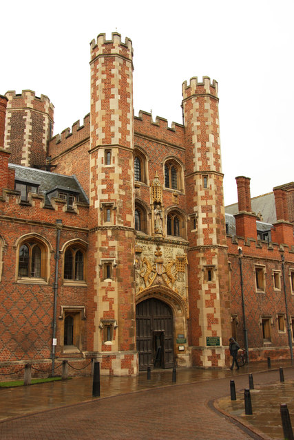 St.John's College Gatehouse