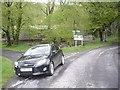 NT2714 : Minor road junction for Ettrick village by Stanley Howe