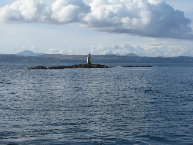 The Sound of Sleat and Sgeir Dhearg