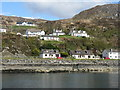 NM6897 : Houses on East Bay, Mallaig by M J Richardson