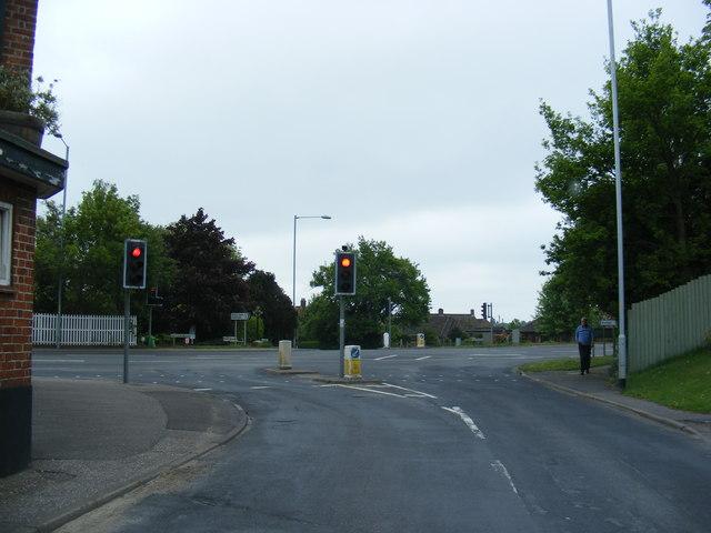 The Street, Blofield
