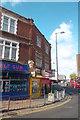 TQ3268 : Shopfronts, Thornton Heath High Street by Christopher Hilton