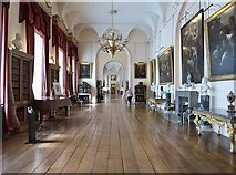SE7170 : The Long Gallery, Castle Howard by Derek Voller