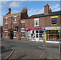 SJ4066 : The Oddfellows' Arms and friends, Frodsham Street, Chester by Bill Harrison
