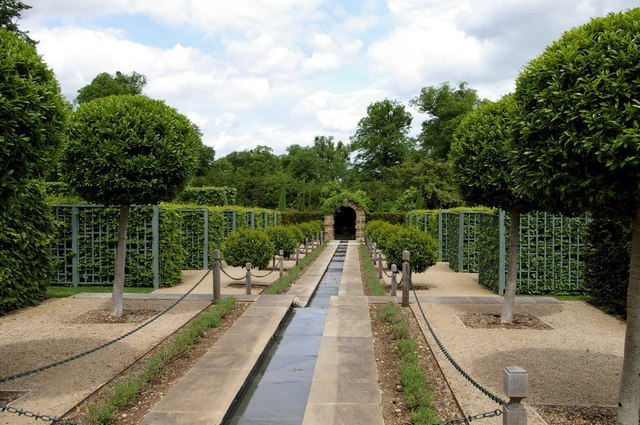 Rill in the Garden of Surprises