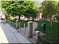 SJ4166 : Leadworks Lane Park by Bill Harrison