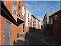 SJ4066 : Modern flats, Charles Street, Chester by Bill Harrison