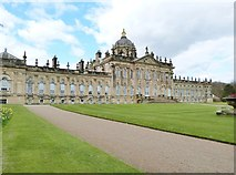 SE7170 : Castle Howard, North Yorkshire by Derek Voller