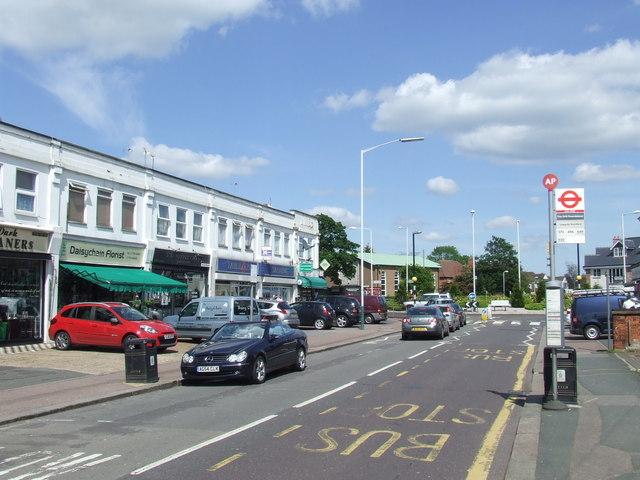 Heath Park Road, Gidea Park