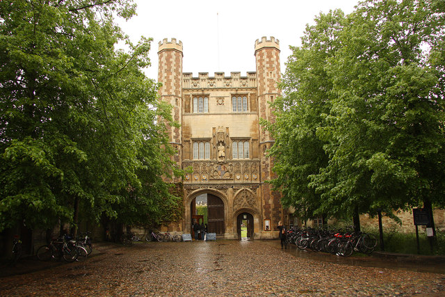 Trinity College Great Gate
