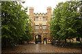 TL4458 : Trinity College Great Gate by Richard Croft