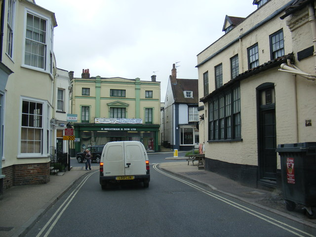 A144 Broad Street, Bungay