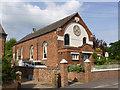 SK4637 : Former Methodist Chapel, Dale Road by Alan Murray-Rust