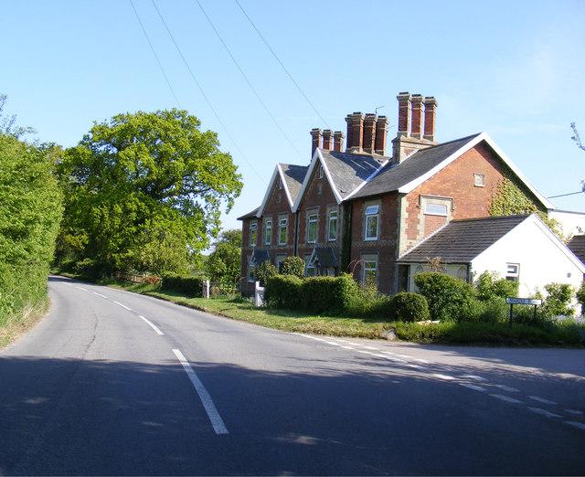 B1126 Wangford Hill