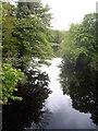 NX5956 : Downstream River Fleet by Stanley Howe