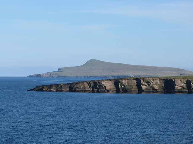 Score Head and the Isle of Noss