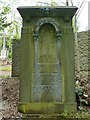 NS4763 : Memorial to Jane Bell by Lairich Rig