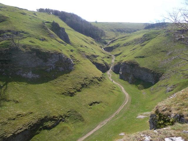 Castleton: Cave Dale
