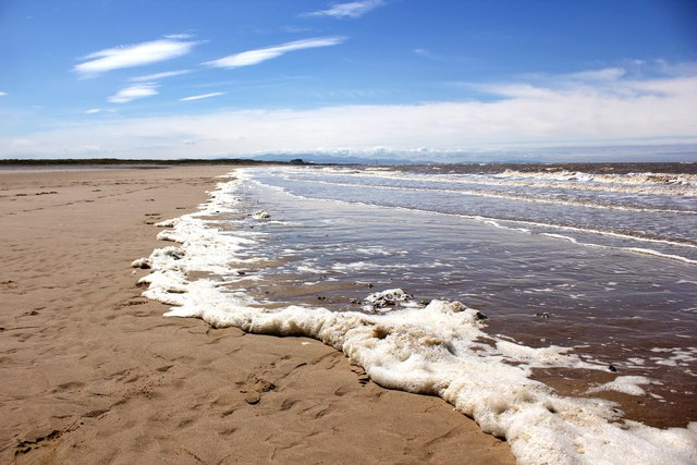 Sea Foam at Barkby