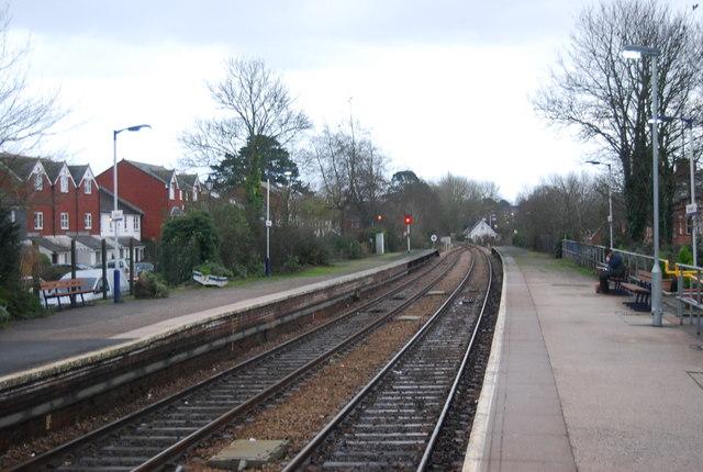 Topsham Station