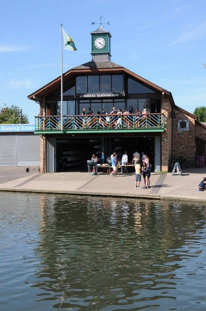 Cambridge '99 Rowing Club