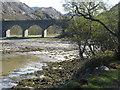 NM7283 : Loch nan Uamh shore by M J Richardson
