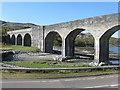 NM7284 : The Loch nan Uamh Viaduct by M J Richardson