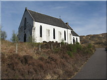 NM7582 : Our Lady of the Braes Church at Polnish by M J Richardson