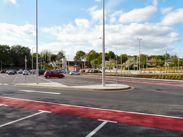 East Didsbury Station Car Park