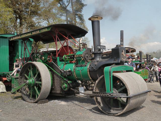 Betsy, Chipping Steam Fair