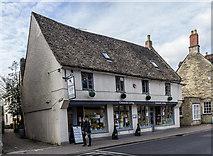 SP0202 : Gosditch Street, Cirencester, Gloucestershire by Christine Matthews