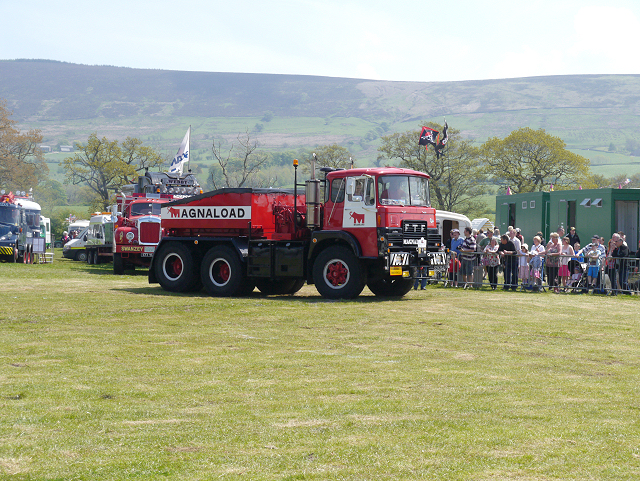 Commercial Vehicle Parade, Green Lane Showground
