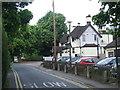TL3706 : The Crown pub near Broxbourne by Malc McDonald