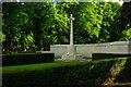 TQ3391 : War memorial, Tottenham Cemetery by Julian Osley