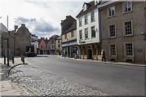SP0202 : The Crown, West Market Place, Cirencester, Gloucestershire by Christine Matthews