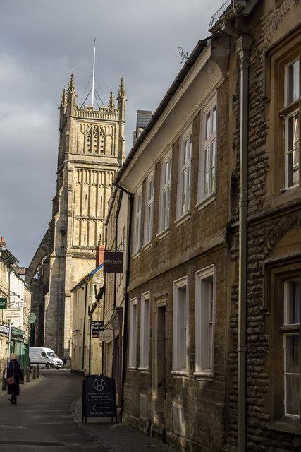 Black Jack Street, Cirencester, Gloucestershire