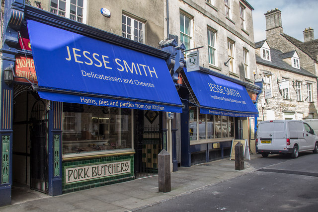 Jesse Smith, Black Jack Street, Cirencester, Gloucestershire