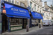 SP0202 : Jesse Smith, Black Jack Street, Cirencester, Gloucestershire by Christine Matthews