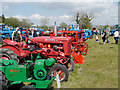 SD6342 : Chipping Steam Fair Tractor Display by David Dixon