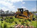 SD6342 : Bulldozer Display, 2013 Chipping Steam Fair by David Dixon