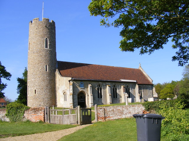 All Saints Church, Frostenden
