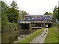 SJ9397 : Peak Forest Canal, Bridge#1B by David Dixon
