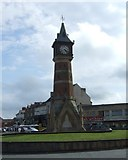 TF5663 : Clock tower, Skegness by JThomas