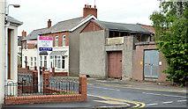 J3774 : Belmont Avenue development site, Belfast (2013) by Albert Bridge