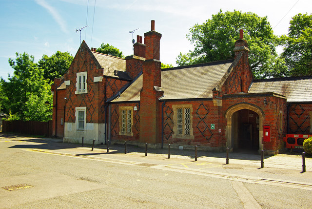 Ingatestone railway station (1846)