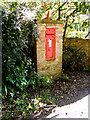 TM4481 : The Church Victorian Postbox by Adrian Cable