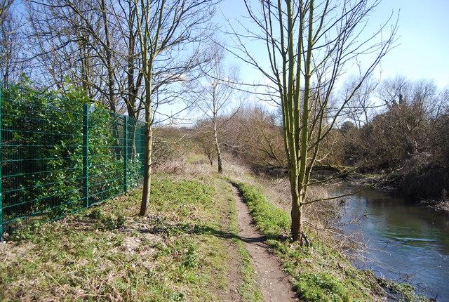 Darent Valley Path & River Darent