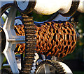 TA0257 : Chain on a Crane by Andy Beecroft