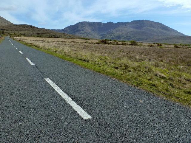 Approach to Derryheeagh